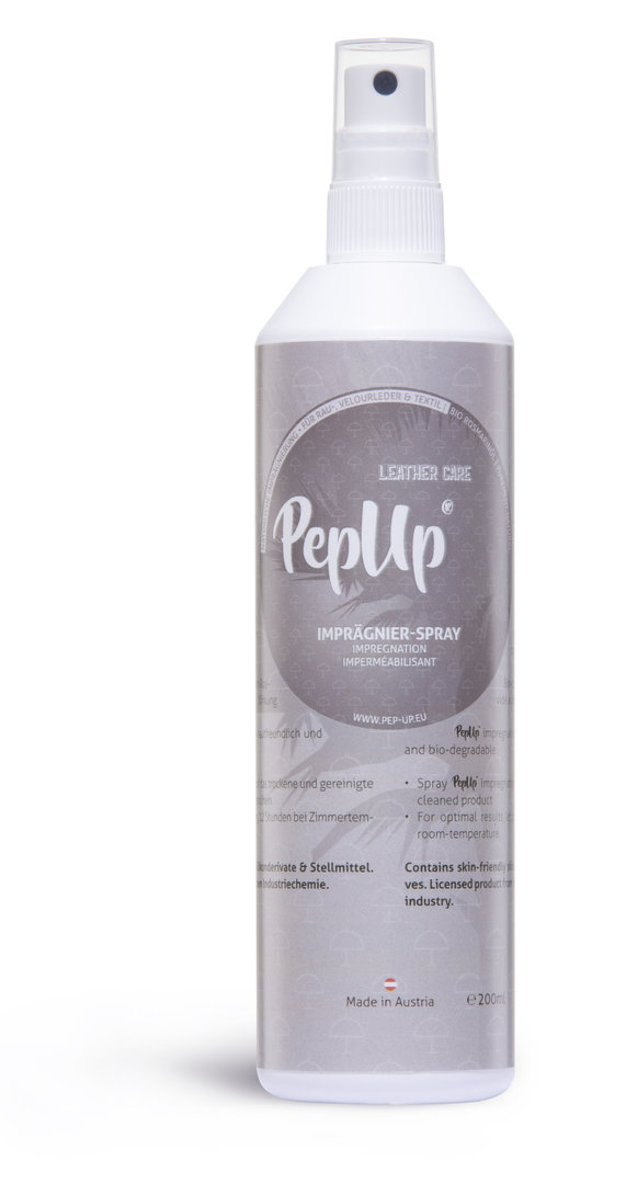 Pep Up Imprägnier-Spray mit Bio Rosmarinöl