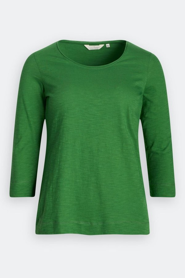 Simple Life Top Field Green