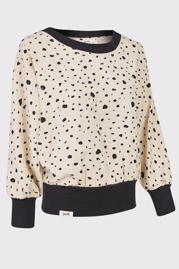 Amita Shirt Beige Almost Leo