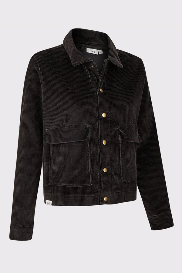 Chanab Jacket Black