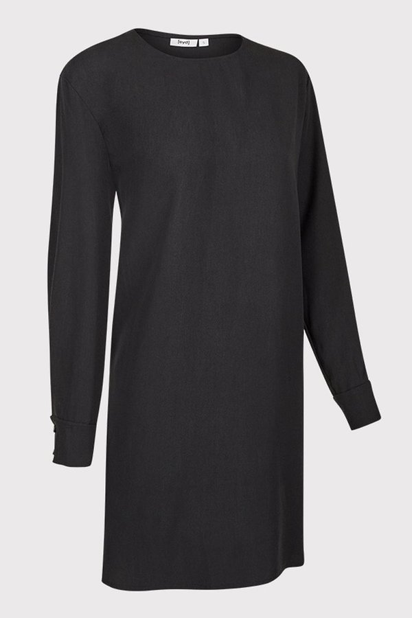 Dayita Dress Black